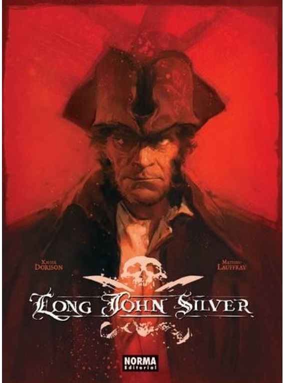 LONG JOHN SILVER.EDICION INTEGRAL
