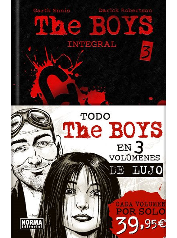 THE BOYS ED. INTEGRAL 3