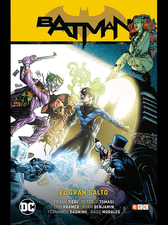 Batman: El gran salto