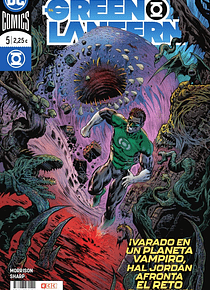 El Green Lantern 87/5 (Grant Morrison)