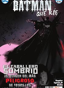 SEGUNDA MANO: El Batman que ríe núm. 04