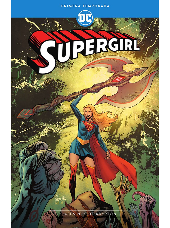 Supergirl Primera Temporada: Asesinos de Krypton