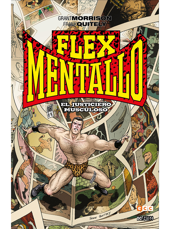 Biblioteca Grant Morrison – Flex Mentallo: El justiciero muscular