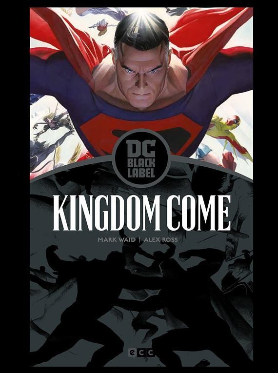 Kingdom Come – Edición DC Black Label
