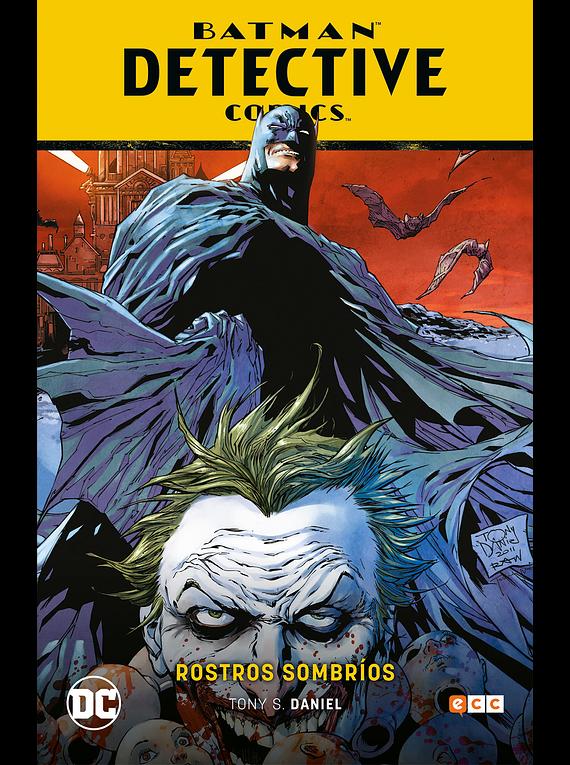 Batman: Detective Comics - Rostros sombríos