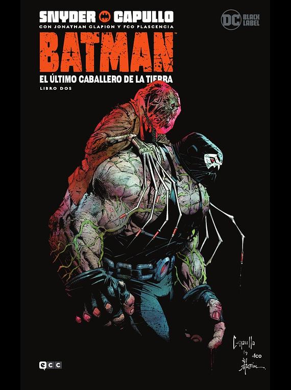 Batman: El último caballero de la Tierra - Libro dos