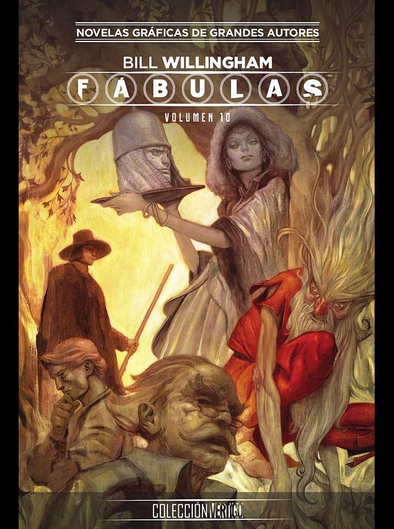 Colección Vertigo núm. 32: Fábulas 10