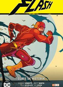 Flash: Clase de historia