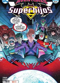 Las aventuras de los Superhijos núm. 10