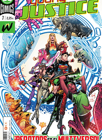 Young Justice núm. 07
