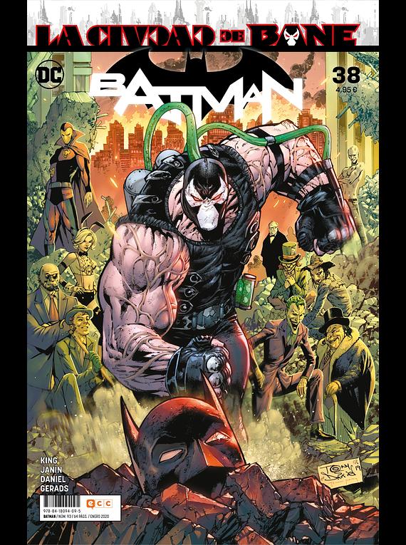 Batman núm. 93/38