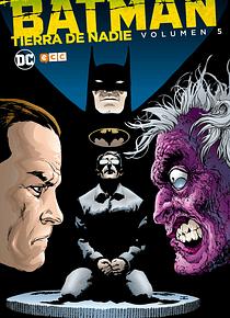 Batman: Tierra de Nadie núm. 05