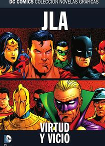 Colección Novelas Gráficas núm. 97: JLA/JSA: VIRTUD Y VICIO