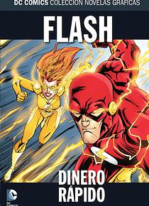 Colección Novelas Gráficas núm. 99: Flash: Dinero rápido
