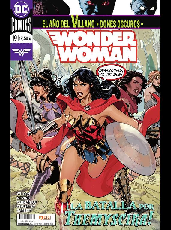 Wonder Woman núm. 33/19