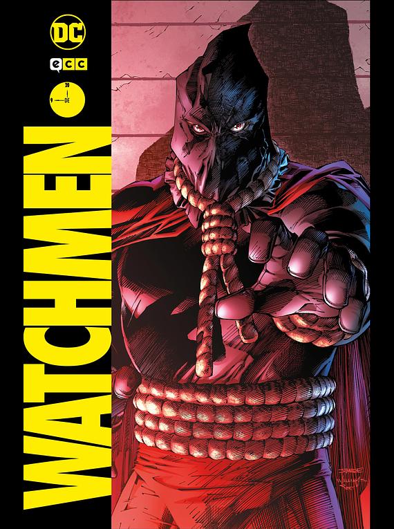 Coleccionable Watchmen núm. 09