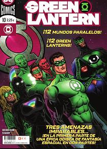 El Green Lantern núm. 92/10 (Grant Morrison)