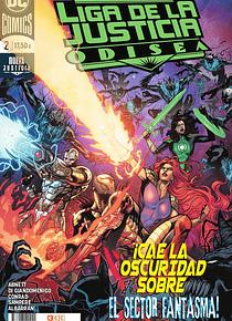 Liga de la justicia: Odisea núm. 02