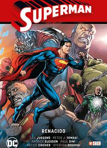 Superman vol. 4: Renacido (Superman Saga - Renacido parte 1)