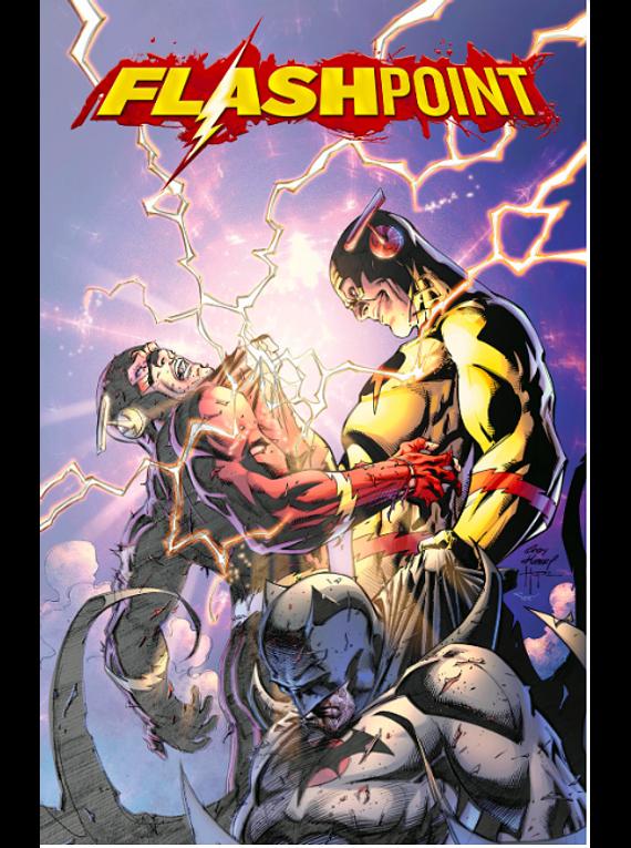 Flashpoint XP vol. 04