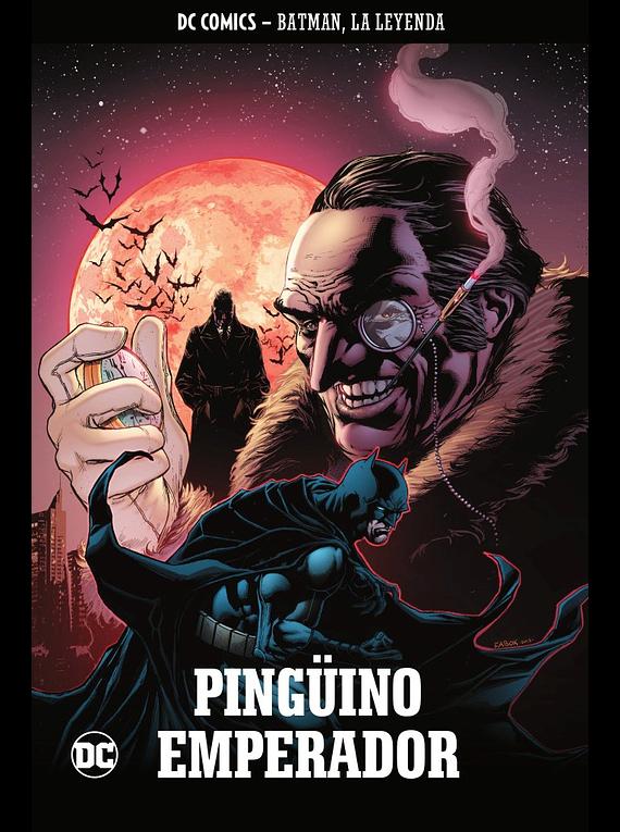 Batman, la leyenda núm. 31: Pingüino emperador