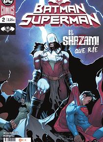Batman/Superman núm. 02