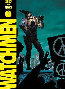 Coleccionable Watchmen núm. 10 (de 20)