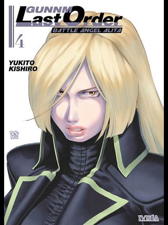 GUNNM: Last Order 04