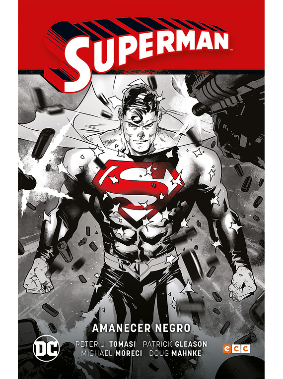 Superman vol. 05: Amanecer Negro