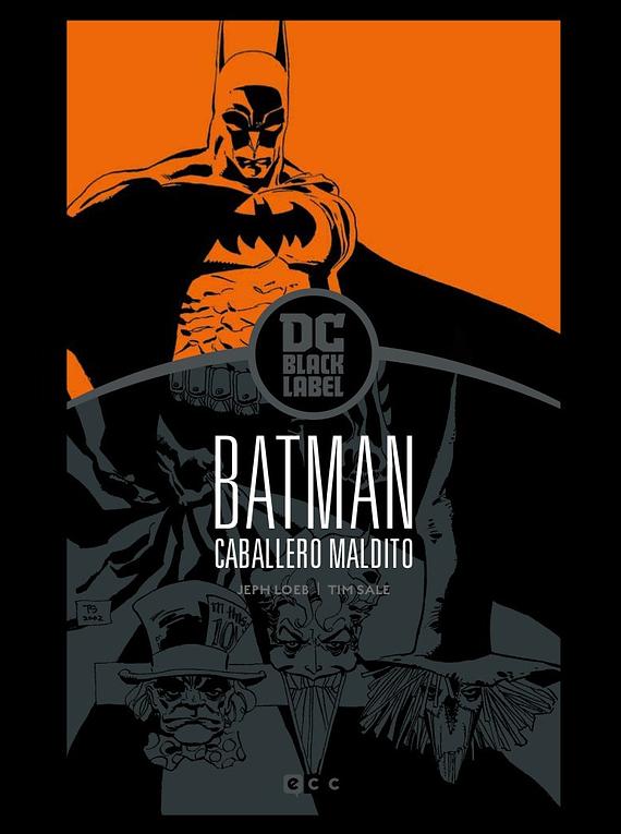 Segunda Mano: Batman: Caballero maldito – Edición DC Black Label