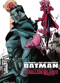 Segunda Mano: Batman: La maldición del Caballero Blanco 3