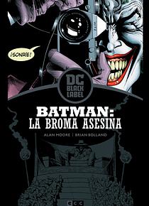Batman: La Broma Asesina Edición DC Black Label (Segunda edición)