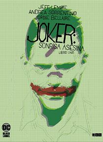 Joker: Sonrisa asesina Libro Uno