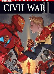 MARVEL-EXCELSIOR: CIVIL WAR II