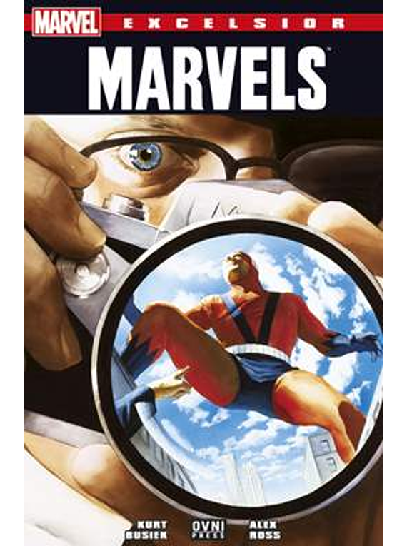 MARVEL-COLECCION EXCELSIOR- Marvels