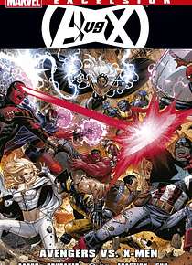 MARVEL-EXCELSIOR: AVENGERS VS. X-MEN (INTEGRAL)