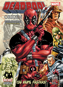 MARVEL - ESPECIALES - Deadpool Orígen + Deadpool 1000