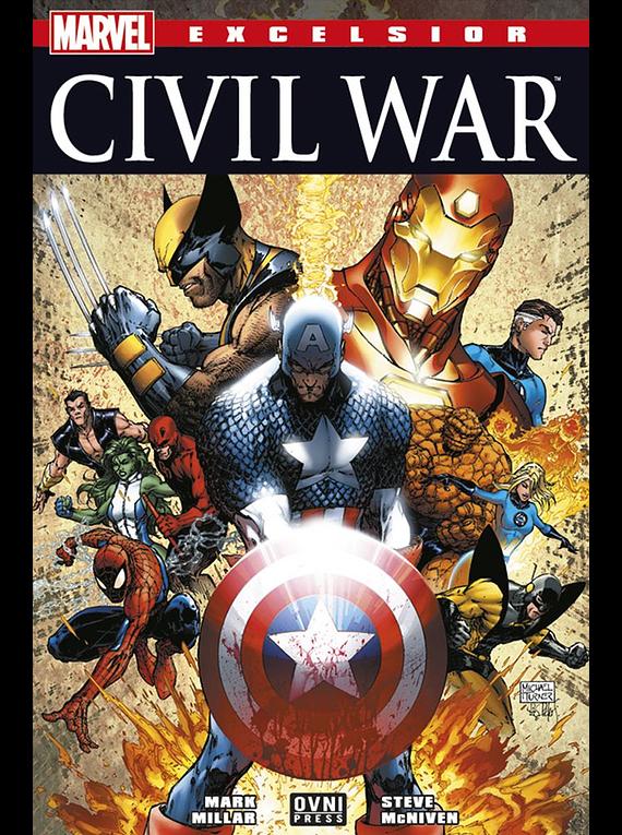 MARVEL-EXCELSIOR: CIVIL WAR