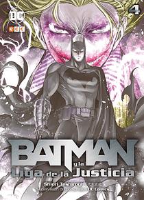 Batman y la Liga de la Justicia vol. 04