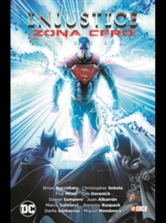 Injustice: Zona cero (integral)