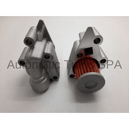 FILTRO CARTRIDGE WITH HOUSING  NISSAN VERSA FWD RE0F08A/B