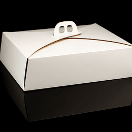 CAJA DE TORTA GIGANTE BLANCA 480x450x120