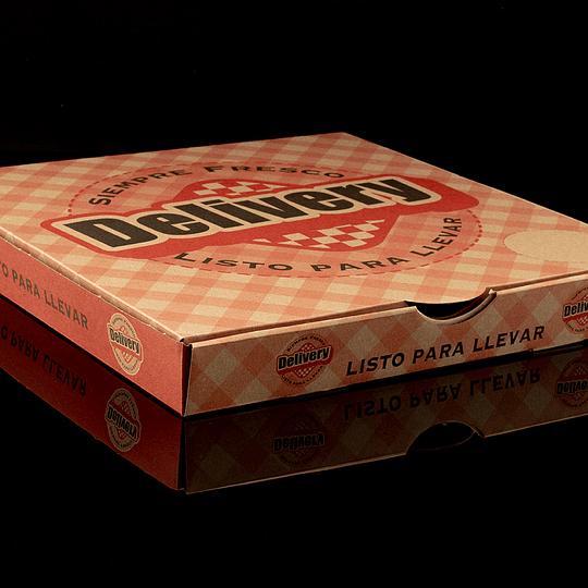 CAJA PIZZA GRANDE DELIVERY