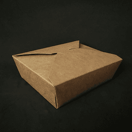 CAJA KRAFT CIERRE CRUZADO 1000 ML