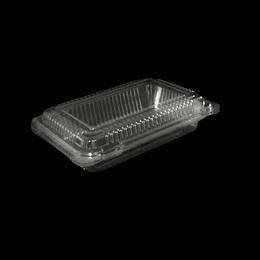 ENV. TRANSPARENTE C/TAPA TW60 CP-500 400