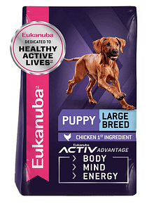 Eukanuba - Puppy - Large Breed