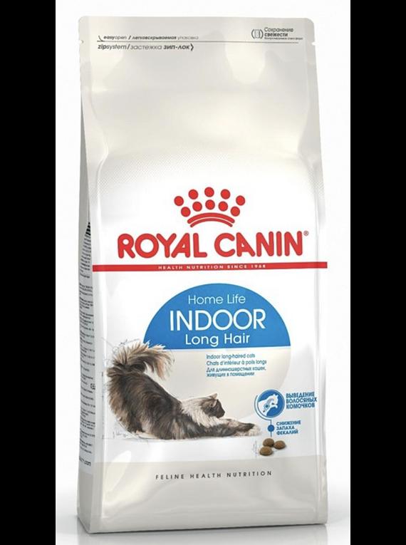 Royal Canin - Indoor - Long Hair