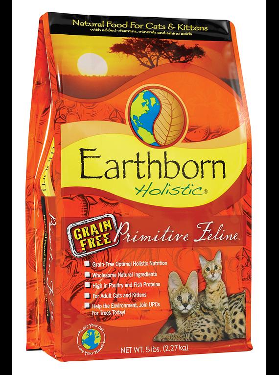 Earthborn - Primitive Feline