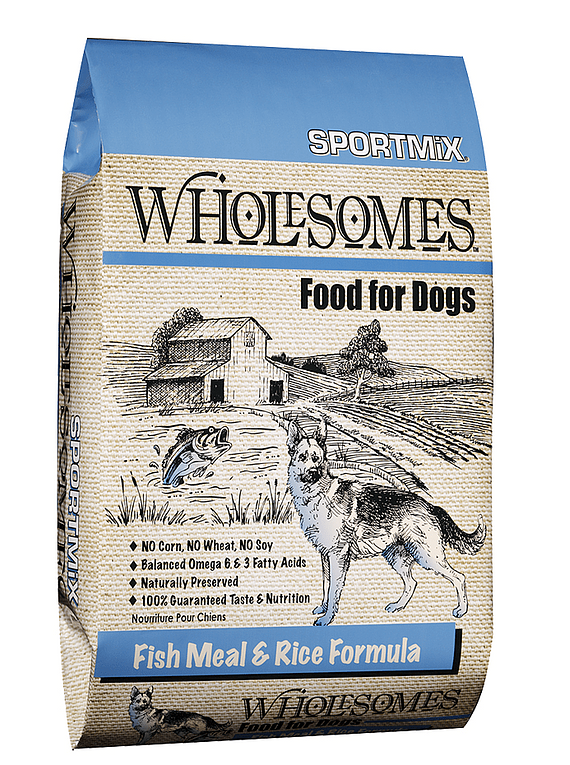 Wholesomes Fishmeal and Rice