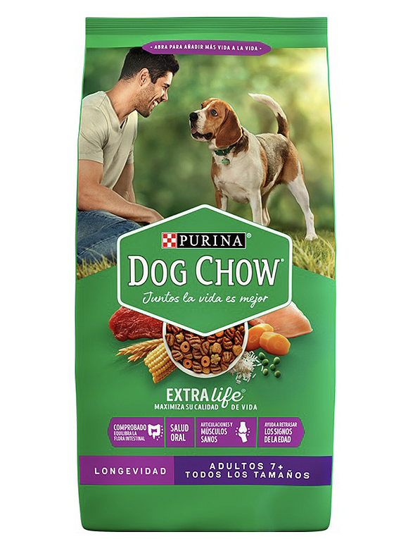 Dog Chow - Longevidad 7+